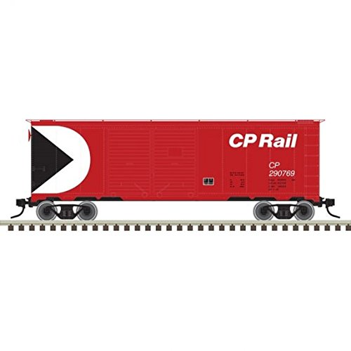 (Atlas 50003644 - 40ft Double Door Boxcar Canadian Pacific 290769 - N Scale)