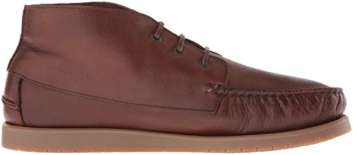 Sebago Mens Landon Chukka Ankle Bootie Brown Leather