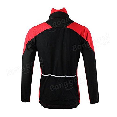 Bazaar Arsuxeo automne et l'hiver équitation hommes jersey molleton gardent manteau chaud coupe-vent