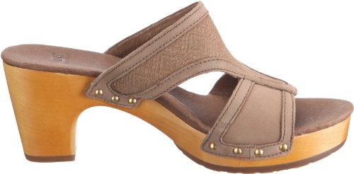 UGG Issa Mosaic 3147 - Zapatos para mujer Marrón - Braun/Fawn