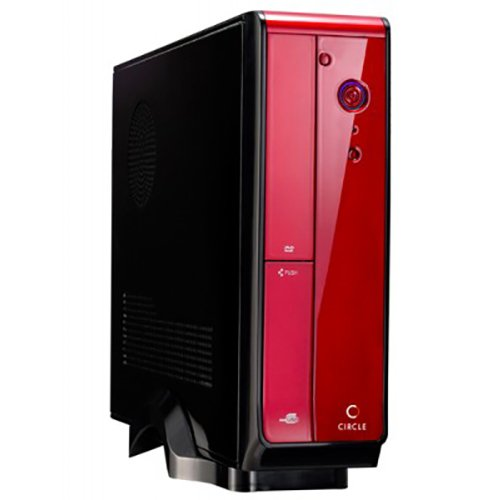 Merveilleux Amazon.in: Buy Circle LIL Desktop Computer / PC Cabinet Case   Red Online  At Low Prices In India | Circle Reviews U0026 Ratings
