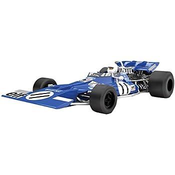 Scalextric Grand Prix C3655A Legend Jackie Stewart Tyrell 003 #11 Formula One 1:32 Scale Slot Car