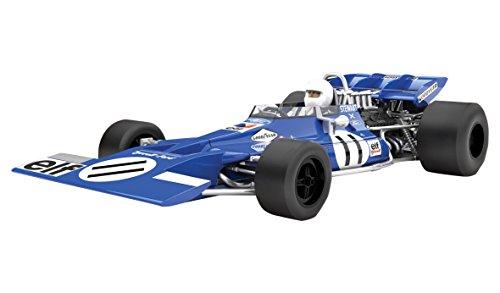 - Scalextric Grand Prix C3655A Legend Jackie Stewart Tyrell 003 #11 Formula One 1:32 Scale Slot Car