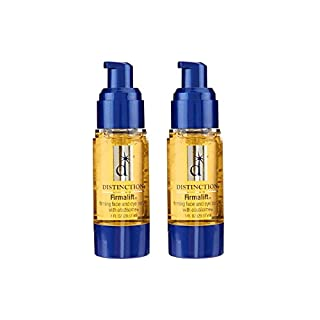 Distinction Firmalift Firming Face and Eye Serum with Elastisome   Anti Aging Serum - Helps Reduce The Appearance of Fine Lines and Wrinkles, Soothes, and Moisturizes (2 Pack)