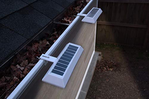 Touch of ECO Solar Gutter/Fence Accent Light - NITEBRITE (6)