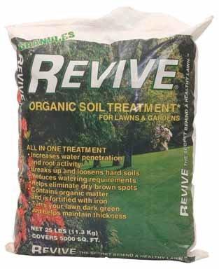Revive Organic Soil Treatment Granules, 25 ()