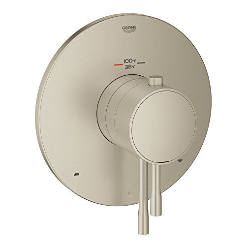 Grohe Essence New 2-Handle Dual Function Thermostatic Tri...