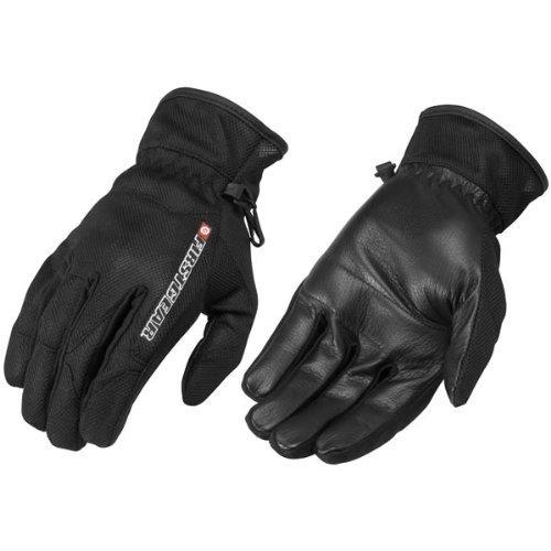 Firstgear Men's Black Ultra Mesh Gloves, 2XL