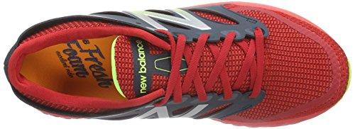 New Balance Mbora - Zapatillas de running Hombre Negro - Schwarz (GR2 BLACK/RED 4)