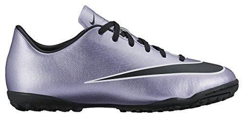 Nike Jr. Victory V TF Turf Soccer Cleats (Urban Lilac) Sz. 1.5Y by NIKE
