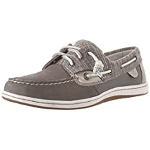 Sperry Women's SONGFISH METALLIC SPARKLE Boat Shoes