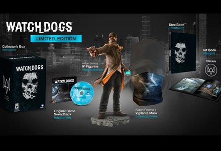 Watch Dogs Edição De Colecionador - Xbox 360