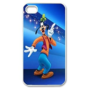 Mystic Zone Customized Goofy iPhone 4 Case for iPhone 6 4.7 Hard Cover lovely Cartoon Fits Case KEK0121
