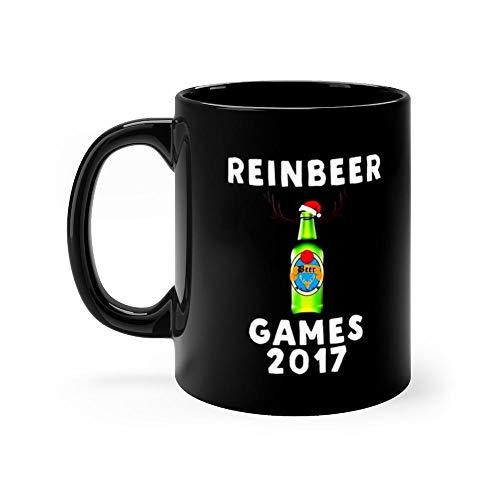 Reinbeer Games 2017 T Christmas Reindeer Beer Outfit