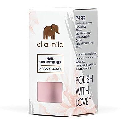 ella+mila Nail Care, Nail Strengthener - First Aid Kiss