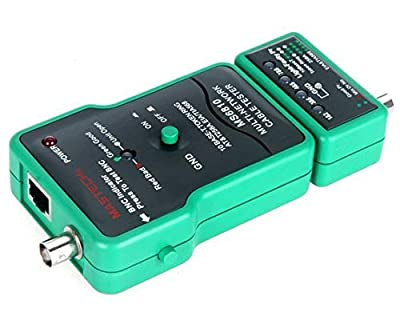 MS6810 Multi Network Cable Tester Meter RJ45 Wire Tracker