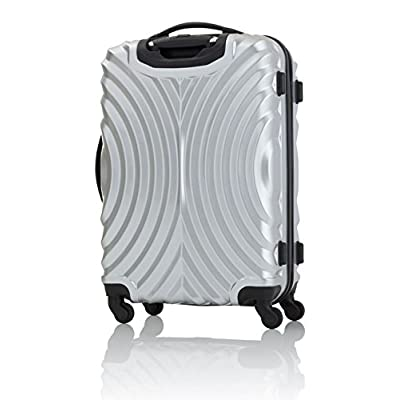 Pack Easy Luggage Sets  307SI Silver 96.0 liters - luggage
