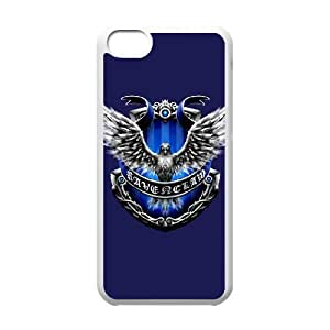 IPhone 5C Phone Case for Theme Ravenclaw Classic pattern design GTRVLC917304