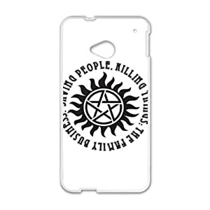 supernatural tattoo Phone Case for HTC One M7