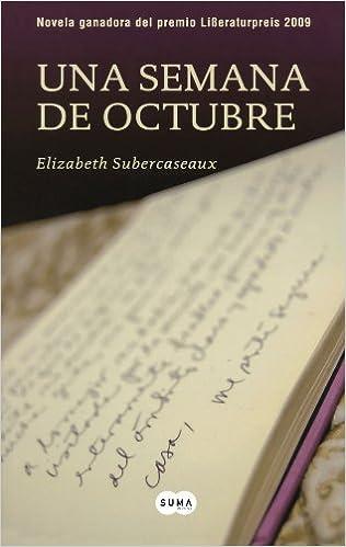Book Una Semana de Octubre