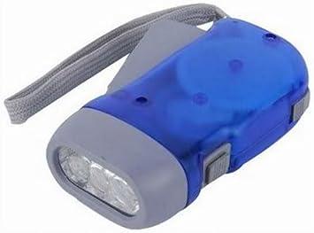 Linterna recargable 3 LED