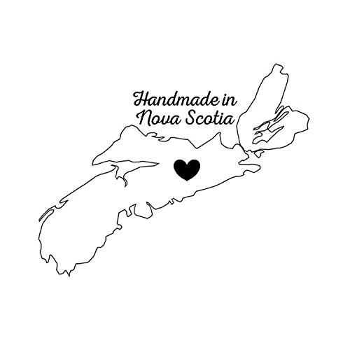 Scrapbook Customs Nova Scotia - Handmade in Rubber Stamp