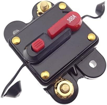 100A-300A Automatische Sicherung Automat Automatik  KFZ Auto Schalter 12V-24V DC