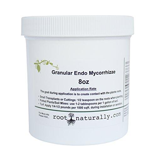 Root Naturally Endo Mycorrhizae - 8 Oz