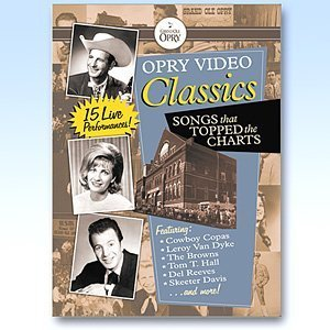 (Opry Video Classics: Songs that Topped the Charts)