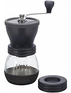 Hario Ceramic Coffee Mill Skerton (manual best burr grinder)