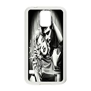 Qxhu James Dean patterns Hard Plastic Cover Case for SamSung Galaxy S5 I9600