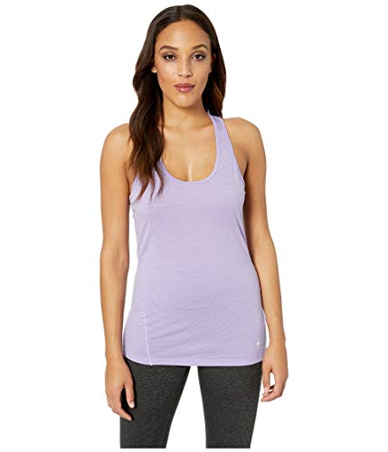 SmartWool Women's Merino 150 Baselayer Pattern Tank Top Cascade Purple X-Small
