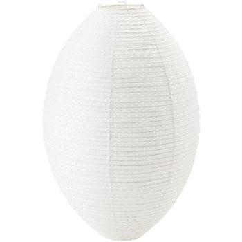 crumple white pendant lamp lighting. Ikea Pendant Lamp Shade, White Oval 19\ Crumple Lighting