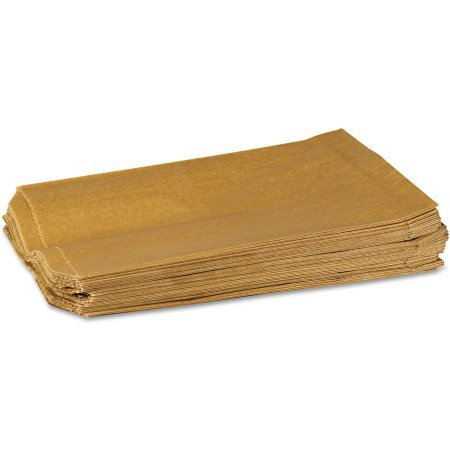 Hospital Specialty Co. Kraft Waxed Paper Napkin Receptacle Liners 500 count (Hospital Specialty Kraft Waxed Paper)