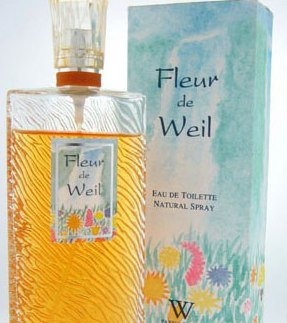 Amazoncom Fleur De Weil By Weil For Women 34 Oz Eau De Toilette