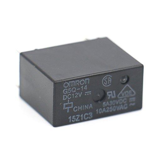 ponents G5Q-14 DC12 Relay 15Z1C3 ()