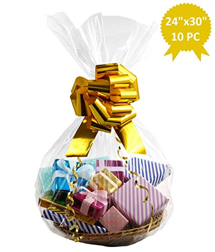 Wowfit 10 Piece Cellophane Presents Weddings product image