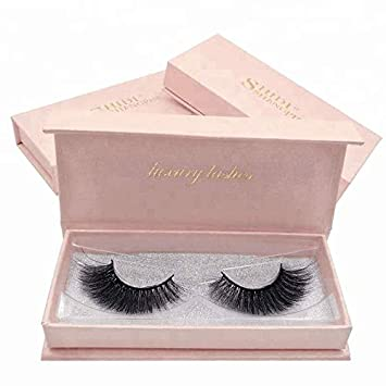 70ae218a955 Amazon.com : lashes 3d eyelash packaging box eyelashes 3d private label  eyelashes false eyelash mink eyelashes vendor 3d Mink Lashes : Beauty