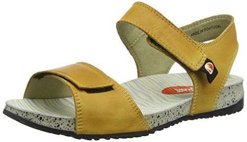 Kiva530sof Schiava Softinos Alla Giallo yellow 003 Donna Sandali wtwHqxdZ