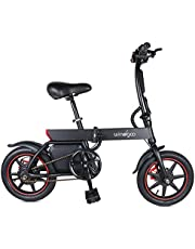 Windgoo Elektrische scooter met 350 W motor, 6,0 Ah batterij, maximumsnelheid 25 km/u, maximale belasting 120 kg, inklapbaar