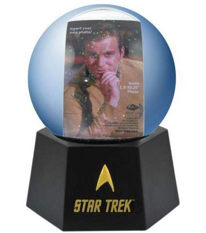 Westland Giftware Star Trek Water Globe and Photo Frame, ...