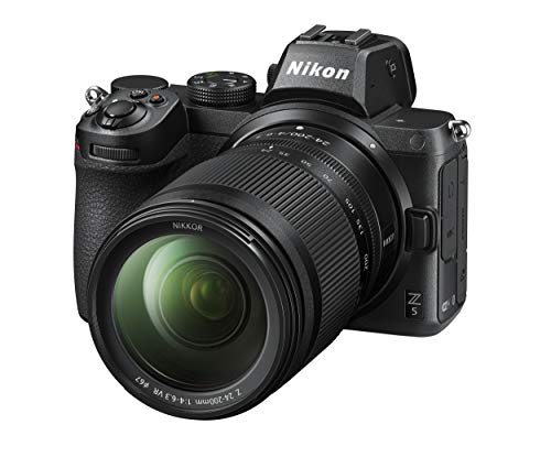 Z 5 w/NIKKOR Z 24-200mm f/4-6.3 VR