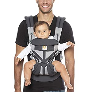 Ergobaby Omni 360 All-Position Baby Carrier for Newborn...