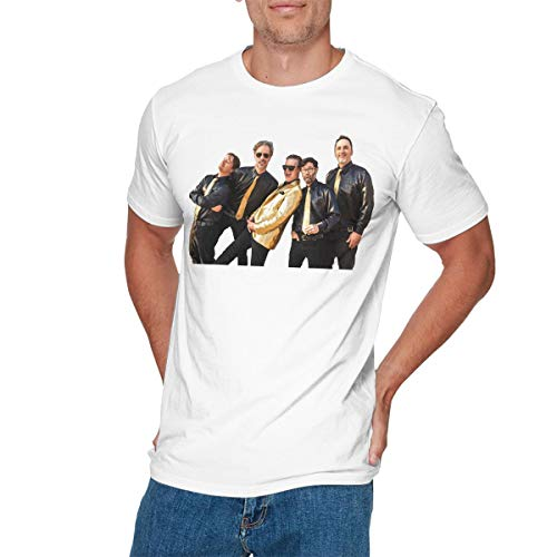 BEN ROSE Mens Classic Me First and The Gimme Gimmes T Shirts 6XL White]()