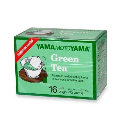 (Yamamotoyama - Green Tea 16)