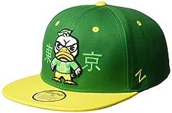 Zephyr NCAA Mens Harajuku Snapback Hat -...