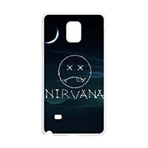 Nirvana Phone Case For Samsung Galaxy Note 4 R26166