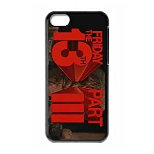 Generic Case Friday The 13Th For iPhone 5C W3E7858595