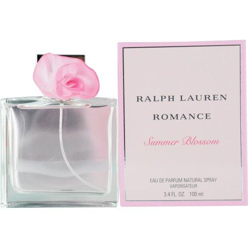 Ralph Lauren Romance Summer Blossom Eau De Parfum Spray for Women, 3.4 - Romances Summer