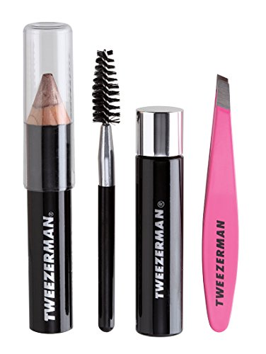 Tweezerman Mini Brow Rescue Kit, Size One Size - No Color